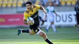 Former All Blacks winger Nehe Milner-Skudder will look to resurrect his rugby career with Super Rugby's Highlanders after a long-term shoulder injury kept him from playing for French club Toulon. Photo by Marty Melville/www.Photosport.nz