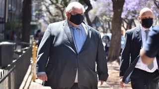Former BOSASA COO Angelo Agrizzi Picture: Thobile Mathonsi/African News Agency (ANA)