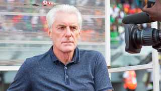 Former Cameroon coach Hugo Broos enjoys working with young players. Picture: BackpagePix
