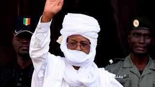 Former Chadian President Hissène Habré died of Covid-19-related complications late on Tuesday in a Senegalese prison, according to a statement by the Senegalese Justice Ministry. He was 79. Picture: Hissene Habre/Facebook