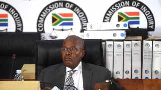 Former Eskom CEO Brian Molefe appeared before the Commission of Inquiry into Allegations of State Capture on Tuesday. Picture: Itumeleng English/African News Agency (ANA)