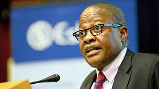 Former Eskom boss Brian Molefe was reportedly paid a R30.1 million pension, despite only being in the post for 18 months before resigning. Picture: Timothy Bernard