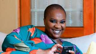 Former Kaya FM presenter Sindisiwe van Zyl died on Saturday morning at a Gauteng hospital her family said in a statement today. Picture: Twitter