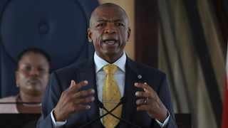 Former North West Premier Supra Mahumapelo. Picture: African News Agency (ANA) Archives