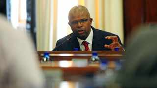 Former Prasa chief executive Lucky Montana has launched a broadside against the Zondo Commission, accusing it of trying to protect Pravin Gordhan, Dipuo Peters and Popo Molefe. Picture: David Ritchie/ANA Pictures