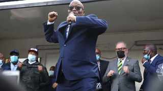 Former President Jacob Zuma. Picture: Doctor Ngcobo/African News Agency (ANA) Archives