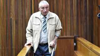 Former apartheid police officer João Rodrigues has lost his bid for stay of prosecution in the Ahmed Timol murder case. Picture: African News Agency (ANA) Archives