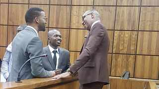 Former deputy minister of higher education Mduduzi Manana is appearing in the Randburg Magistrate's Court. File picture: ANA