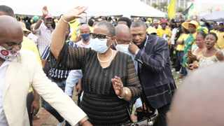 Former eThekwini mayor Zandile Gumede has said her drive for economic transformation has led to her facing corruption charges. Gumede will appear in court on Monday. Picture: Bongani Mbatha /African News Agency (ANA)