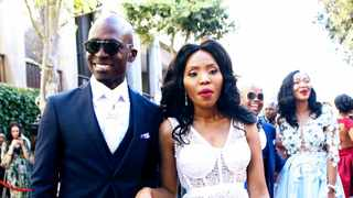 Former minister Malusi Gigaba and his estranged wife Norma Mngoma. Picture: Aphiwe Fredericks/African News Agency (ANA) Archives