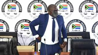 Former minister Malusi Gigaba appeared again this week before the Commission of Inquiry into Allegations of State Capture led by Deputy Chief Justice Raymond Zondo. Picture: Itumeleng English/African News Agency (ANA)