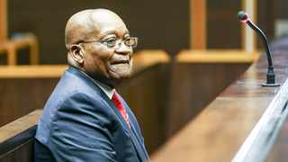 Former president Jacob Zuma. File Picture Leon Lestrade. African News Agency/ANA