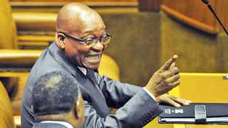 Former president Jacob Zuma. Picture: David Ritchie/African News Agency (ANA) Archives