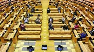 Former president Jacob Zuma has accused Parliament and represented political parties of undermining SA's social cohesion objectives. Picture: GCIS