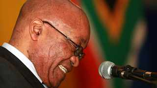 Former president Jacob Zuma has been indicted of corruption and is facing sentencing for defying the Constitutional Court. Picture: Werner Beukes/SAPA/African News Agency (ANA) Archives