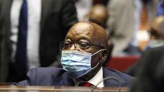 Former president Jacob Zuma was granted medical parole. Picture: Doctor Ngcobo. African News Agency (ANA) Archives