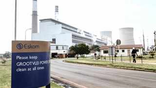 Former senior executives of Kusile power station have been arrested on charges of fraud and corruption. Photo: Dean Hutton/Bloomberg