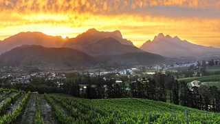 Franschoek – the country's culinary capital