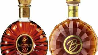 French distiller Remy Martin has sued rapper 50 Cent whose real name is Curtis James Jackson over his Branson cognac brand. Picture: Picmix
