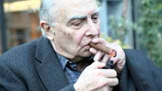 French film director Claude Chabrol, who died late last year.