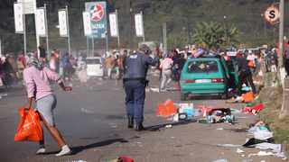 From a matric pupil to the elderly, more than 30 people have been killed during the ongoing protests and looting in KwaZulu-Natal and Gauteng. Picture: Motshwari Mofokeng/African News Agency (ANA)