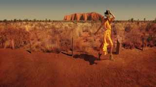 From the fiery red sand of Uluru to the glassy turquoise waters of the Great Barrier Reef, and the deep greens of the Australia's landscapes span the full colour spectrum. Picture: ANI