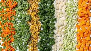 Frozen vegetables are cheap and nutritious. Picture: Laura Chase de Formigny/The Washington Post.