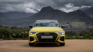 Fuelled for South Africa, the Audi A3 and S3 Sportback was unveiled in a virtual launch on Thursday, while the electric SUV the Audi e-tron is on its way.