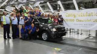 GM will cease production of the locally-built Utility as it pulls out of South Africa at the end of 2017, while Isuzu will take over the Struandale plant.