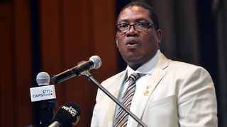 Gauteng education MEC Panyaza Lesufi is expected to visit Cornwall Hill College in Centurion on Monday following reports of racism. Picture: Oupa Mokoena/African News Agency (ANA)