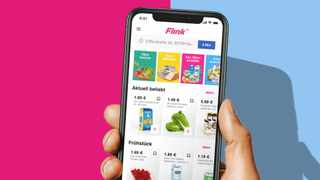 Germany-based instant grocery delivery company Flink on Friday announced a $240 million Series A funding round led by Prosus and other investors. Photo: Facebook