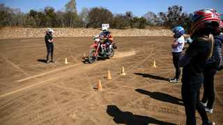 Get to grips with riding on dirt
