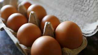 Good sources of the vitamin include cheese, eggs, oily fish, and liver. Picture: Reuters