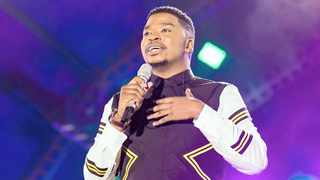 Gospel sensation Dr Tumi, real name Tumisang Makweya, and his wife Kgaogelo Makweya were arrested by the Hawks for fraud. File photo