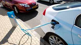 Government is moving towards environmentally friendly modes of transport like electric cars. (AP Photo/Ariel Schalit)