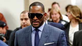 Grammy Award-winning singer R. Kelly was arrested in Chicago on federal sex crime charge Picture: Kamil Krzaczynski/Reuters
