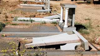 Granite is being stolen from graves at a Tongaat cemetery and resold to residents