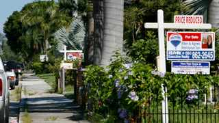 Grant Gavin, Broker, Owner of RE/MAX Panache listed some tips on how to spot a property market investment opportunity early. Picture: Marianne Armshaw, AP.
