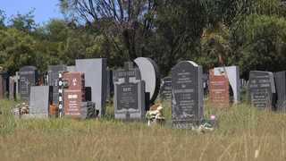 Graves in a cemetery. A woman who was about to get divorced has lost her bid to bury her husband. Picture: Jacques Naude/African News Agency (ANA)