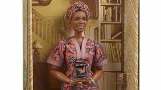 HONOURED: The Dr Maya Angelou Barbie. | Picture: Martell