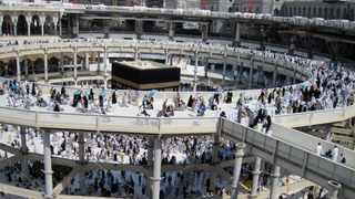 Hajj, an annual Muslim pilgrimage, will take place between July 17 and 22. Picture: Xinhua/Dong Liwei