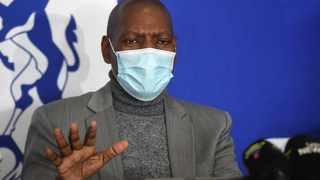 Health Minister Dr Zwelini Mkhize. Picture: Phando Jikelo/African News Agency (ANA) Archives