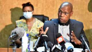 Health Minister Zweli Mkhize has been placed firmly at the centre of the R150m Digital Vibes contract scandal. File picture: Itumeleng English/African News Agency (ANA)