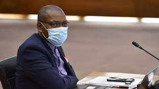 Health Minister Zweli Mkhize has come under fire from opposition parties. Picture: GCIS