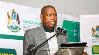 Health Minister Zweli Mkhize has told Parliament the department is ready to implement the National Health Insurance Picture: GCIS