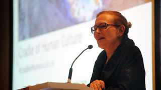 Helen Zille has suspended her position as Senior Policy Fellow at the IRR, following her decision to submit nomination forms to contest the position of chair of the Federal Council of the Democratic Alliance. File picture: ANA/Armand Hough