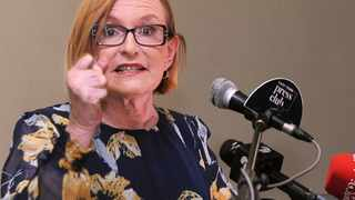 Helen Zille was elected Federal Council chairperson of the Democratic Alliance in October 2019. Picture: Tracey Adams/African News Agency (ANA)