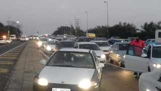 Higginson Highway and the N2 freeway in Chatsworth, south of Durban. Picture: Supplied.