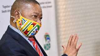 Higher Education, Science and Technology Minister Blade Nzimande Picture: GCIS