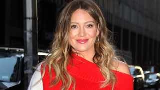 Hilary Duff has confirmed the proposed 'Lizzie McGuire' reboot will not be moving forward. Picture: Bang Showbiz